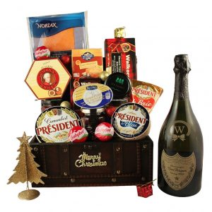 Beyond Appreciation Treasure Box- Luxury Gift Basket