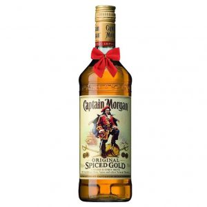 Captain Morgan's Original Spice Gold Rum 700ml
