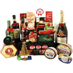 Celebrate with Style – Gourmet Gift Basket