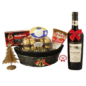 Cheese & Pate celebration – Gift Basket