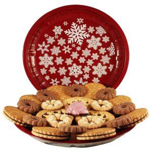 Christmas Cookies Platter