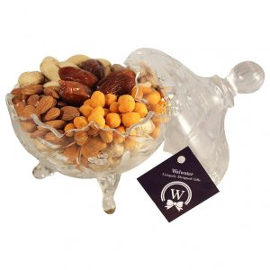 Dried Fruits And Nuts Royal Platter
