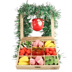Haribo Christmas Kit – kids Gift Basket