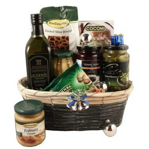 Health is First Priority – Healthy Gift Basket