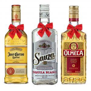 Trio Tequilas Gift Set