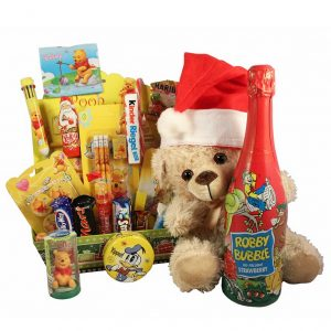 Pooh School Sweet Creative Set DLX with Kids Champagne