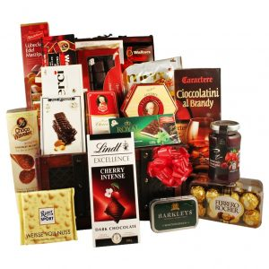 Special Occasions – Chocolate Gift Basket