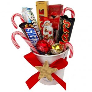 Sweet Christmas Bucket