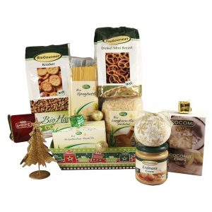 Take it Organic – Bio Organic Gift Basket