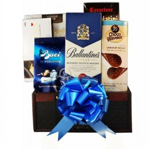 BBB – Blue Ballantines Basket