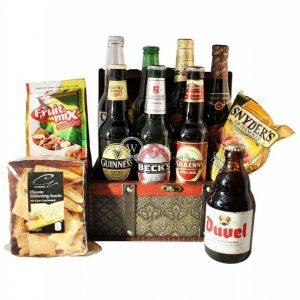 Ultimate Knockout – Beer Gift Basket