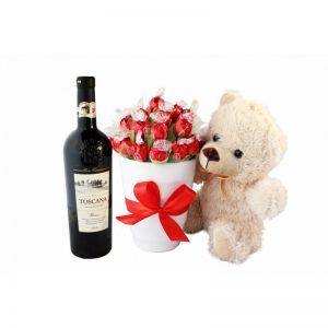 Celebrate Endless Love Sweet Bouquet