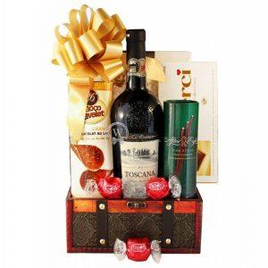 Pure Gratitude Gift Basket
