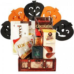 Delightful Discovery Halloween Gift Basket
