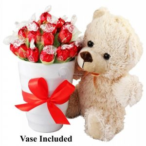 True Love Now & Forever Sweet Bouquet