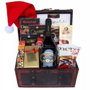 Ravishing Success Christmas Gift Basket