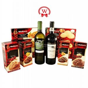 Walkers Scottish Cookies Gift Basket