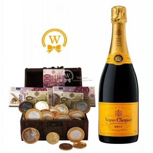 Veuve Clicquot Treasure Chest Craft Kit