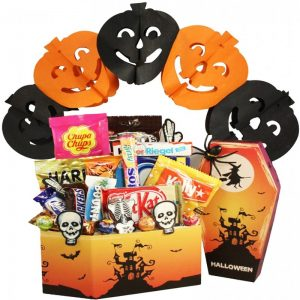 Halloween Collection XL Gift Basket
