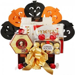 Sweet Lover – Halloween Gift Basket