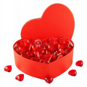 Sweet Love Of Mine – Haribo Jelly Candy Heart Shape Box