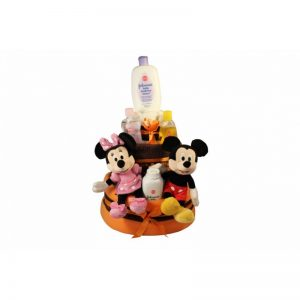 Innocence Diaper Cake In Europe
