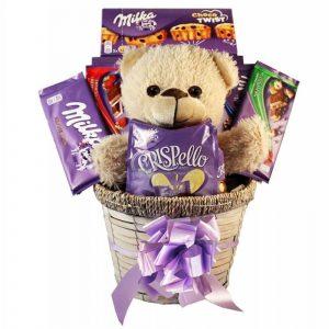 Milka Surprising – Chocolate Gift Basket