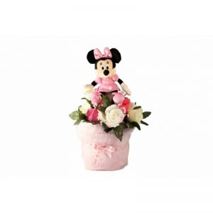 Minnie Mouse Clothing Bouquet
