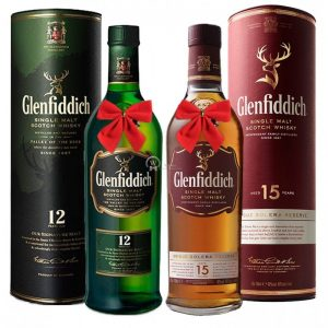 Duo Glenfiddich