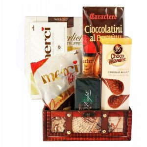 Delightful Discovery Rosh Hashanah Gift Basket