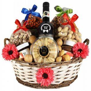 The Tastes Explorer – Rosh Hashanah Gift Basket Europe