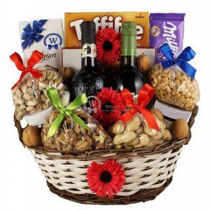 Salute Gift Basket