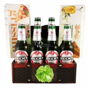 Beck's For Good – Beer Basket
