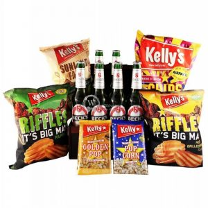 Kelly & Beck Beer Gift Basket