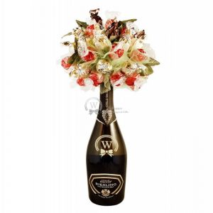 Riezling Sparkling Chocolate Topper