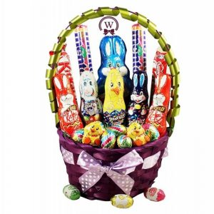 Chocoholico Bunny – Easter Gift Basket
