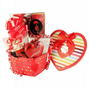 Forever Love – Chocolate Gift Box
