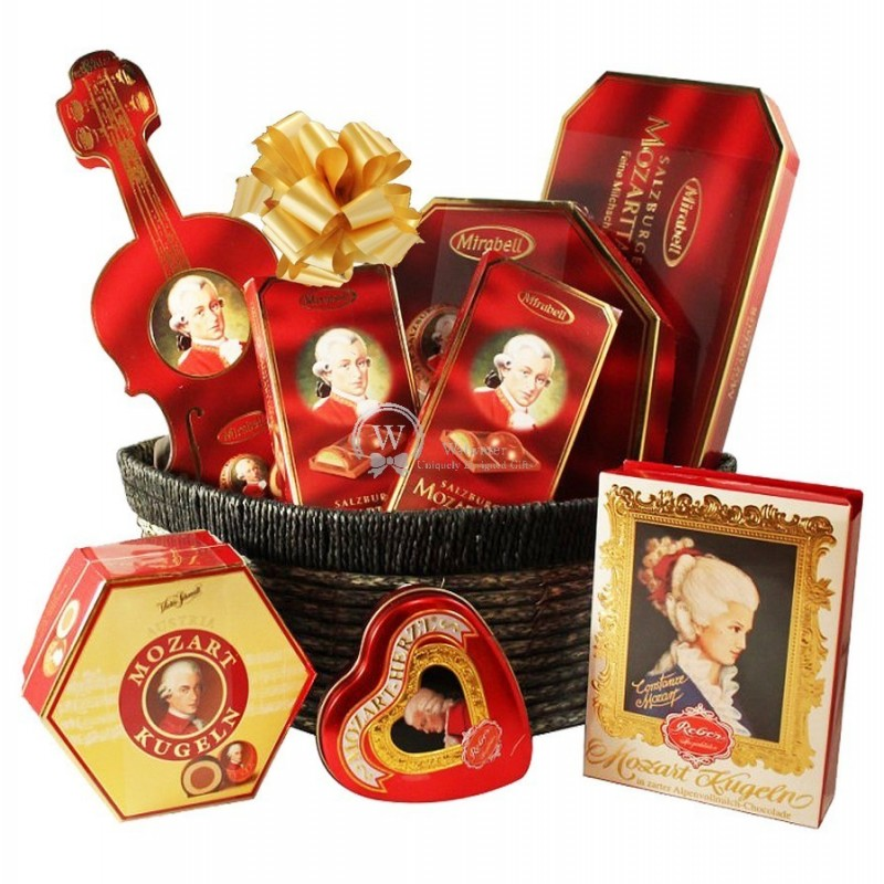 Send Gifts In Europe Product Sweet Mozart Full Symphony