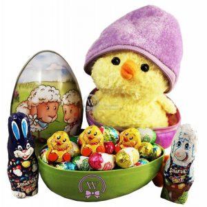 Egg-celent Easter – Easter Gift Basket