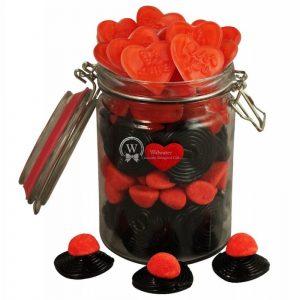 Haribo Love Jar – Sweet Gift