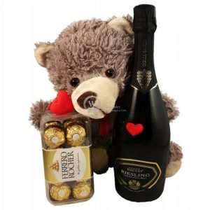 Love Is Wherever You Go With Sparkling Wine