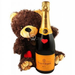 Surprise me like you do – Champagne Gift