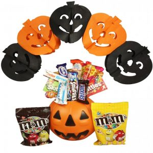 European Tricks and Treats – Halloween Gift