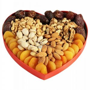 Nuts and Heart – Healthy Gift