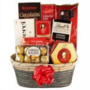 The Sweetvaganza – Rosh Hashanah Gift Basket