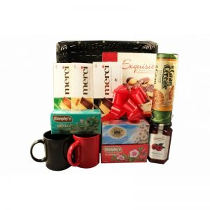 Sweet Afternoon Tea Gift Basket