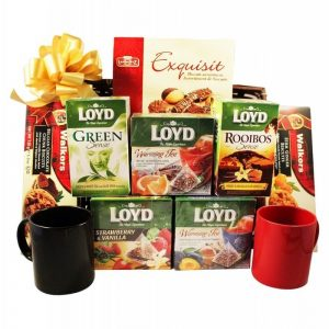 Fresh British Morning – Tea Gift Basket
