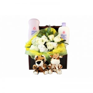 The Best To The Little One – Unisex Clothing Bouquet