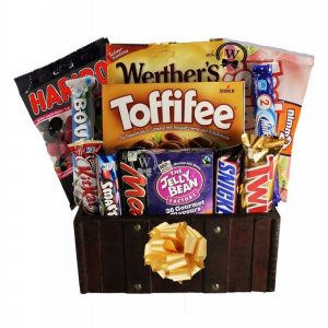 Treats Treasure Box