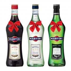 Trio Martini Gift Set